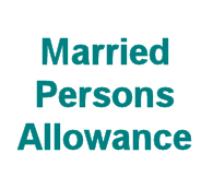 Claim your Married Allowance